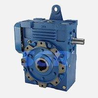 CDA160平面二次包络环面蜗杆减速器