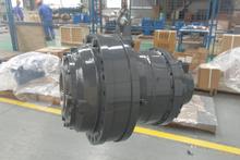 液压马达+行星齿轮减速机